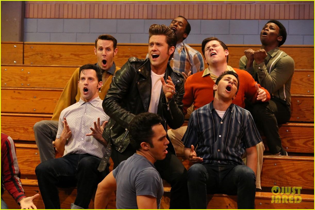 grease live watch every performance video 65