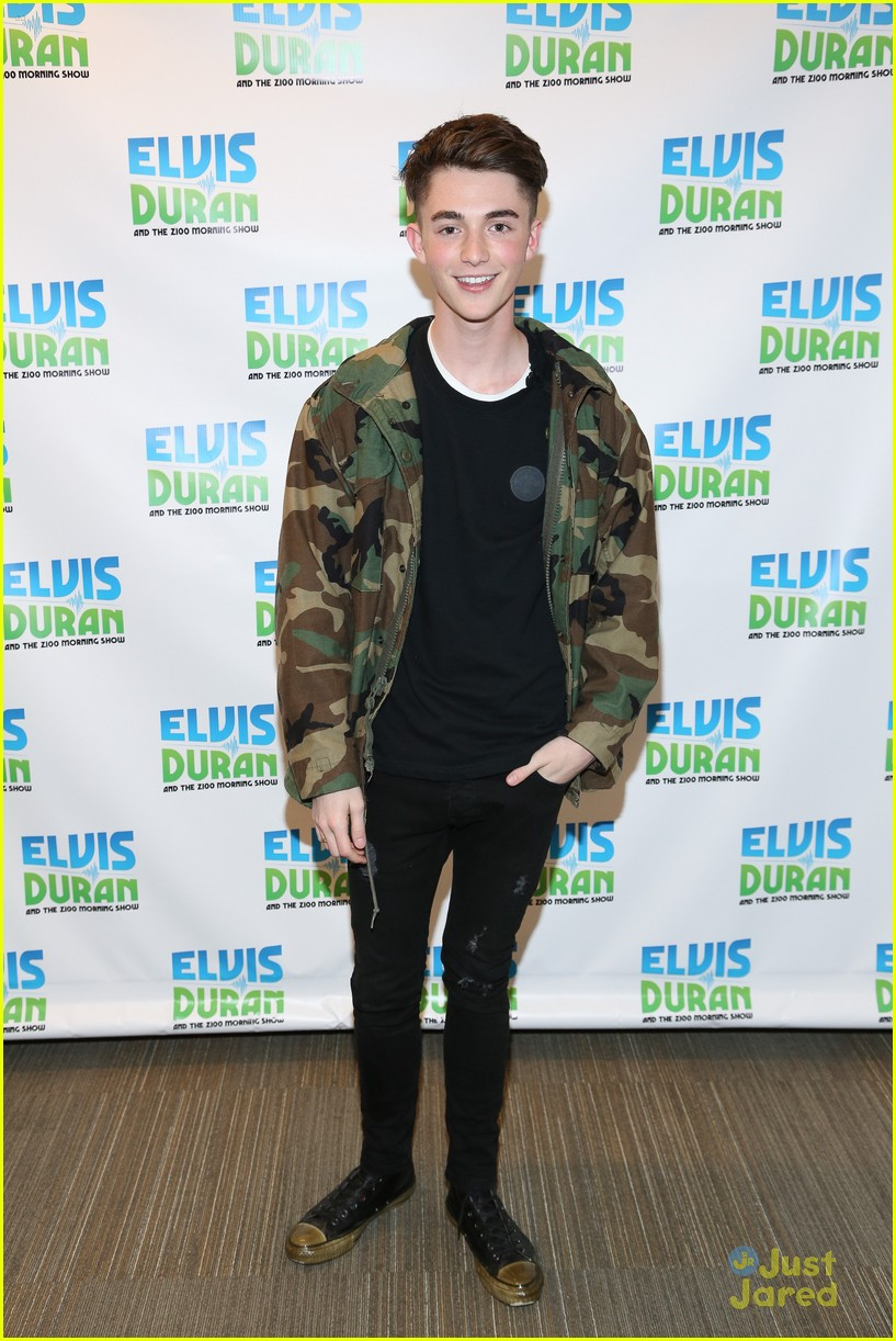 greyson chance elvis duran show oceans collaboration 03