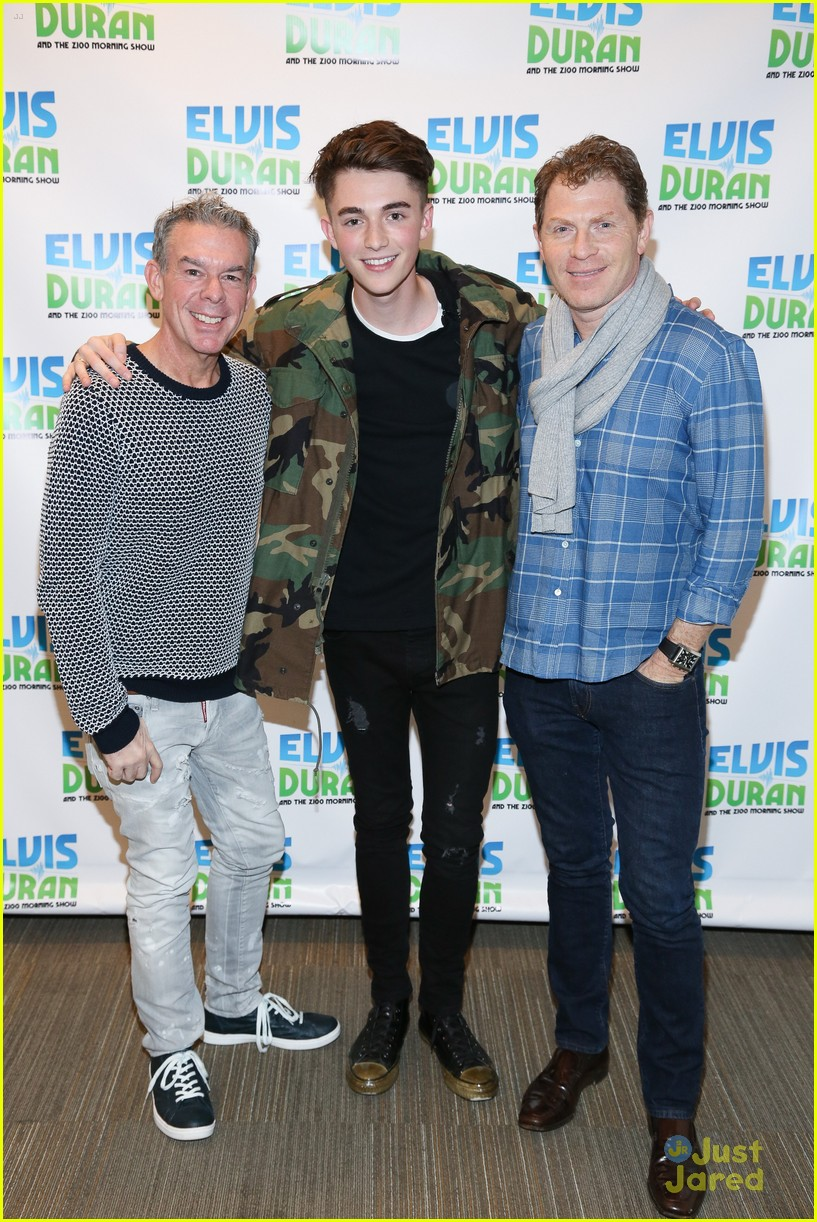 greyson chance elvis duran show oceans collaboration 08