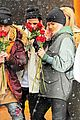 kylie jenner poses with roses 01