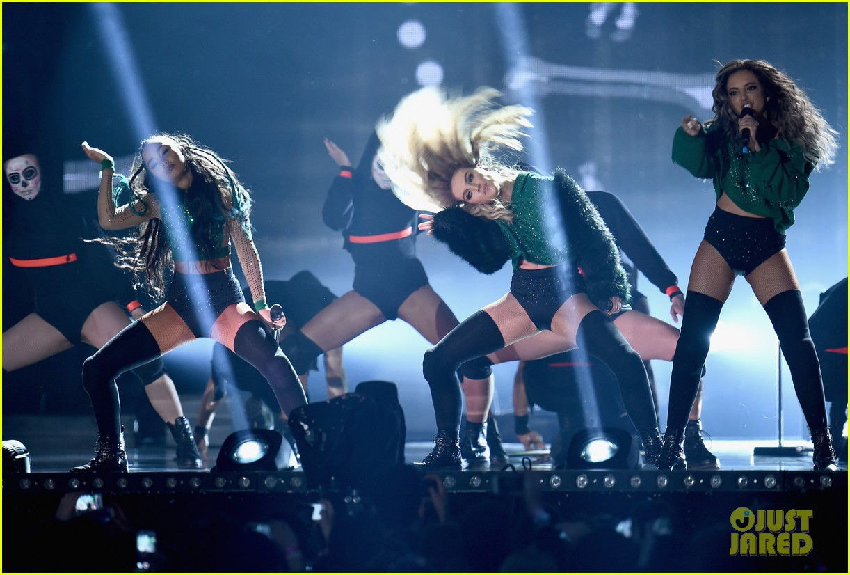 little mix black magic brits awards performance pics video 06