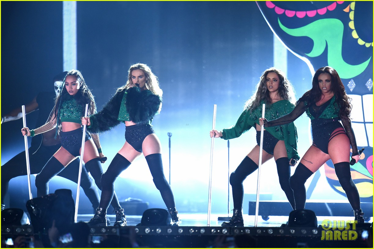 little mix black magic brits awards performance pics video 10