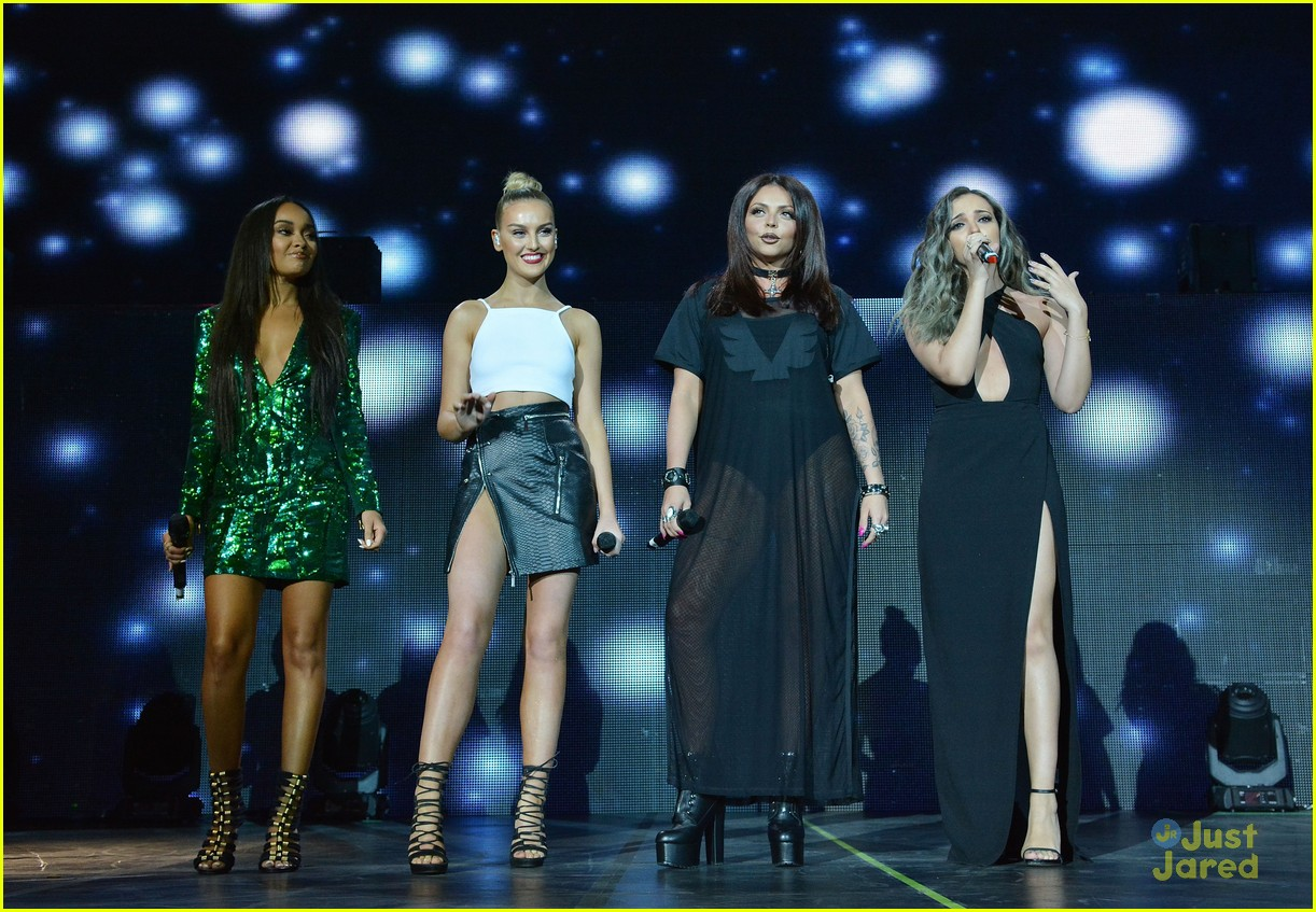 Jason Derulo Performs 'Secret Love Song' With Little Mix at