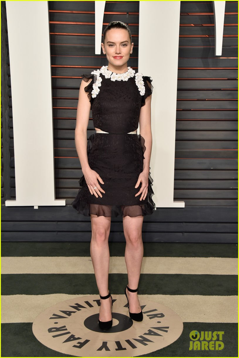 Daisy Ridley Switches Into Second Look At Vanity Fair