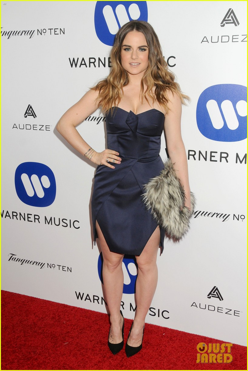 holland roden jojo hit up warner music groups grammy 2016 after party 20