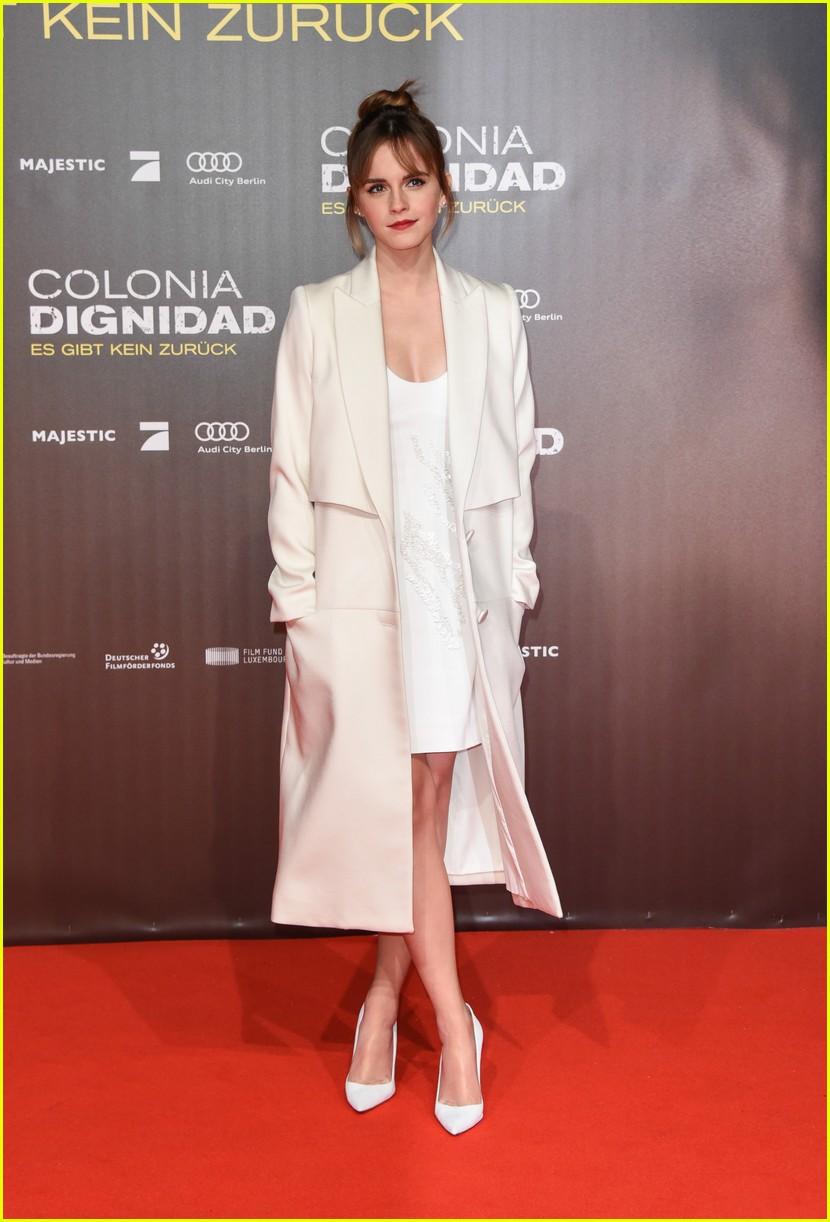 emma watson colonia premiere berlin 15