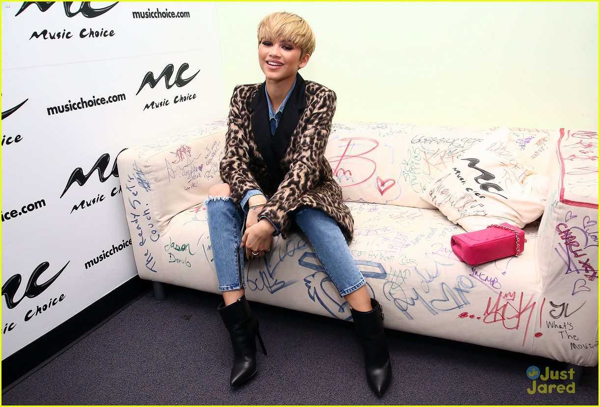 zendaya music choice visit nyc 13