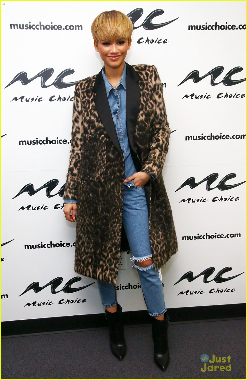 zendaya music choice visit nyc 17