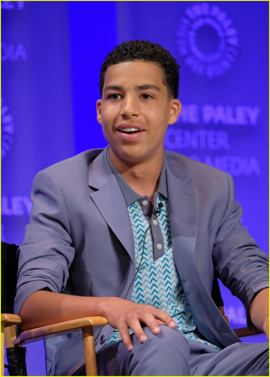 blackish cast paleyfest panel 08