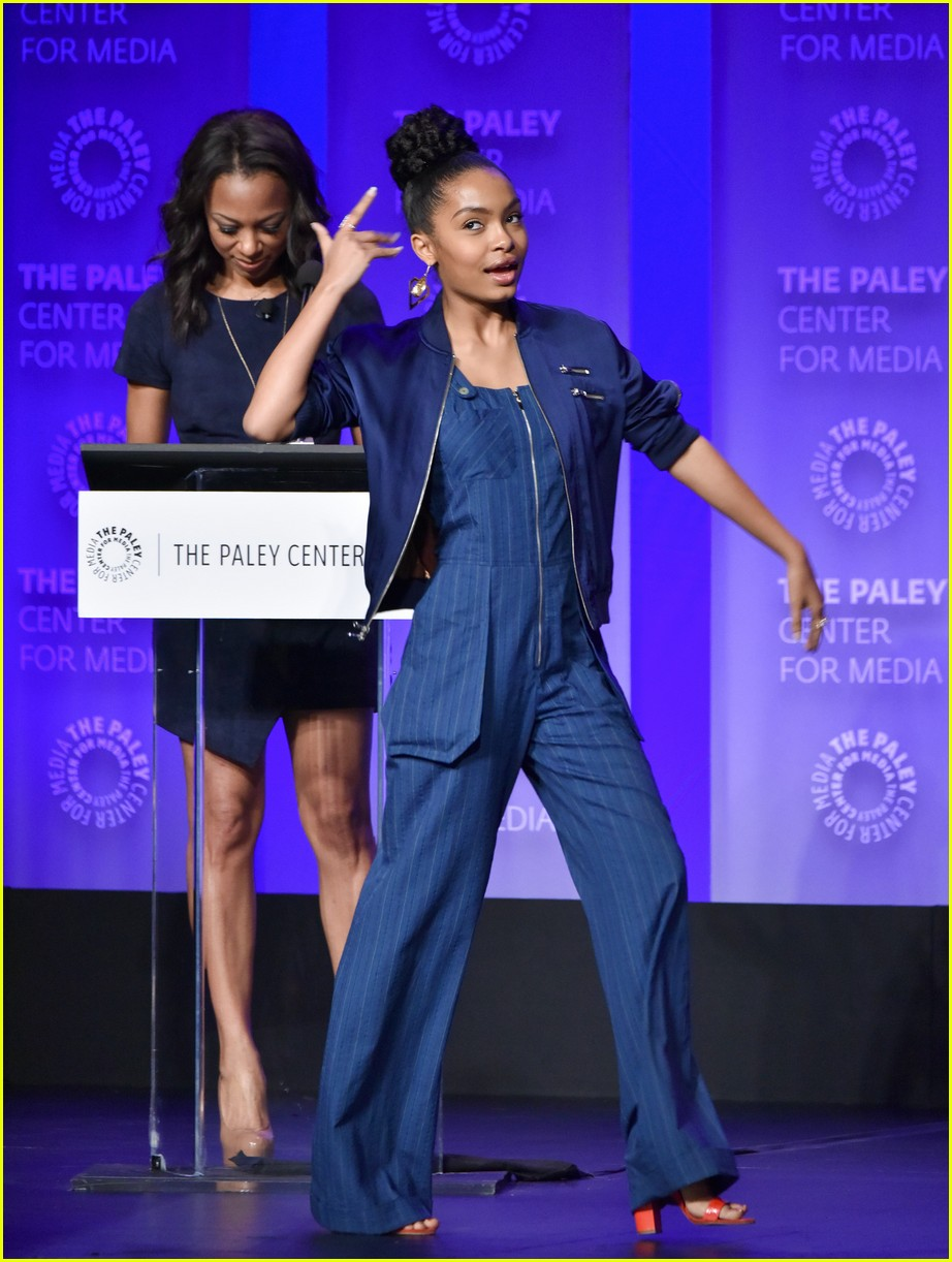 blackish cast paleyfest panel 32
