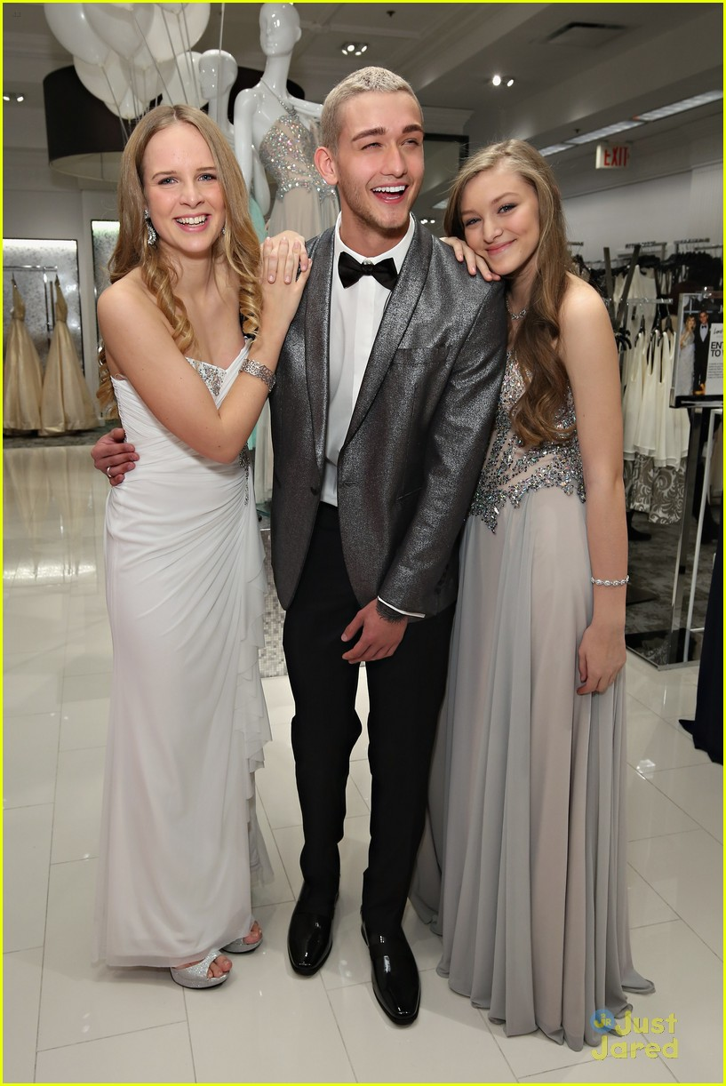Cody Saintgnue Named Lord & Taylor\'s Prom King 2016!   Photo 937793 ...
