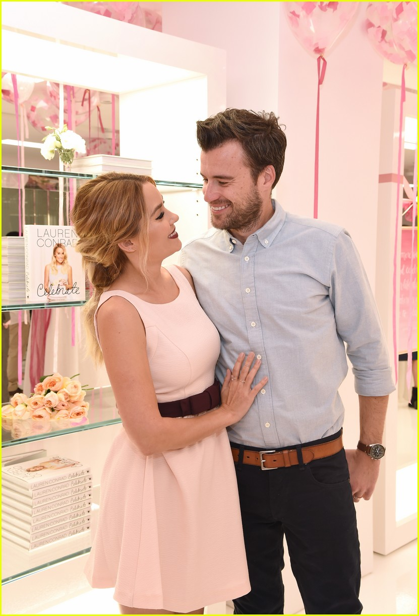 lauren conrad william tell celebrate launch 02