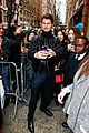 ansel elgort live with kelly michael dance 09
