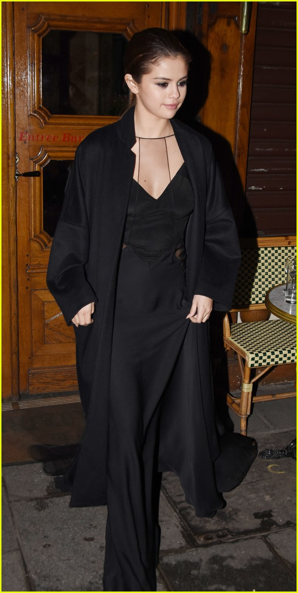 selena gomez alicia lv dinner 21