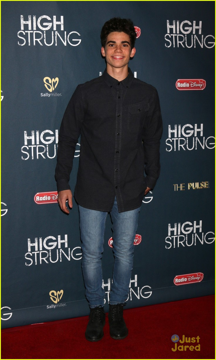 nicholas keenan dunne stoner more high strung movie premiere 28