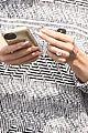 julianne hough rocks engagement ring for shopping 03