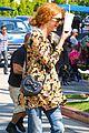 khloe kardashian kendall jenner kylie jenner disguise run from photographers 25