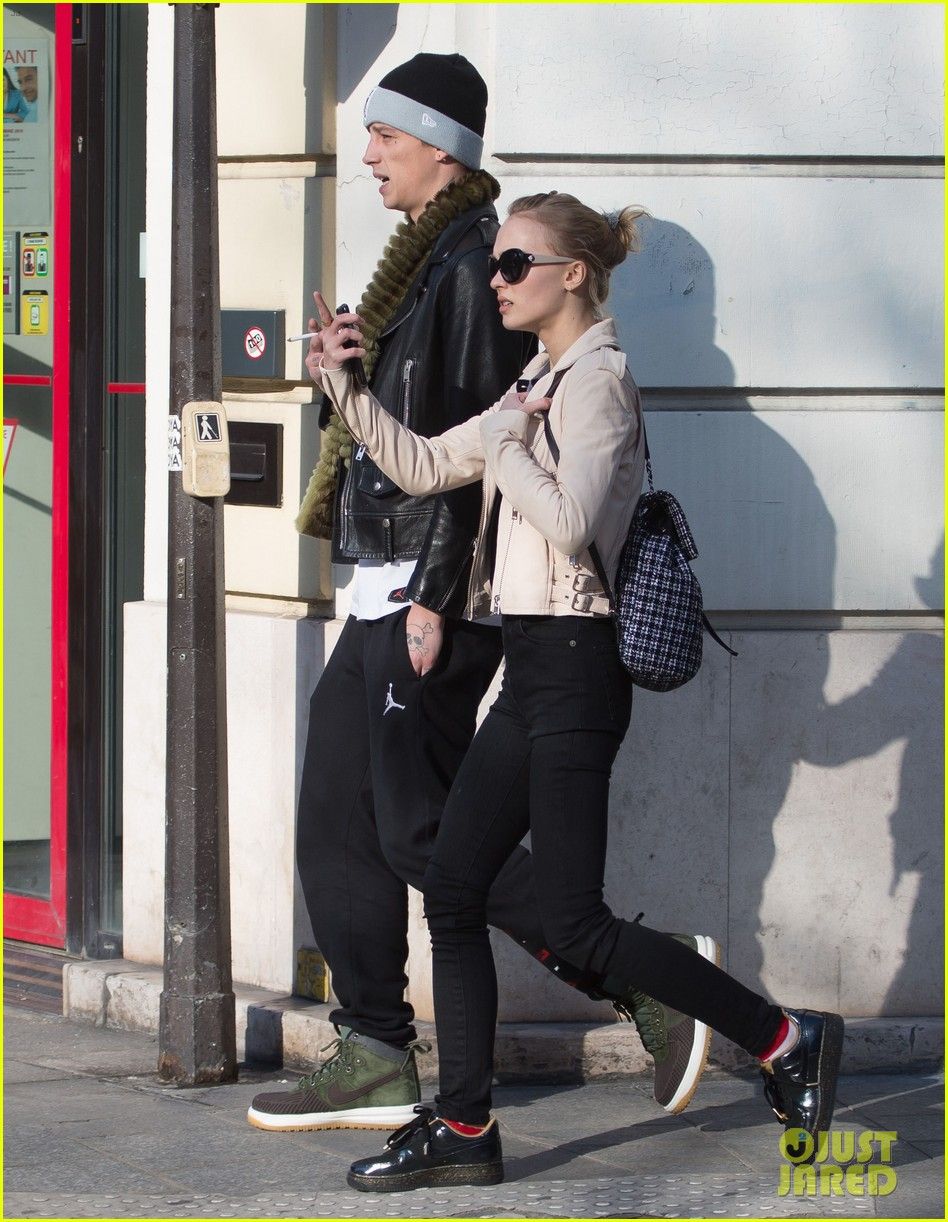 lily rose depp steps out with rumored boyfriend ash stymest 08
