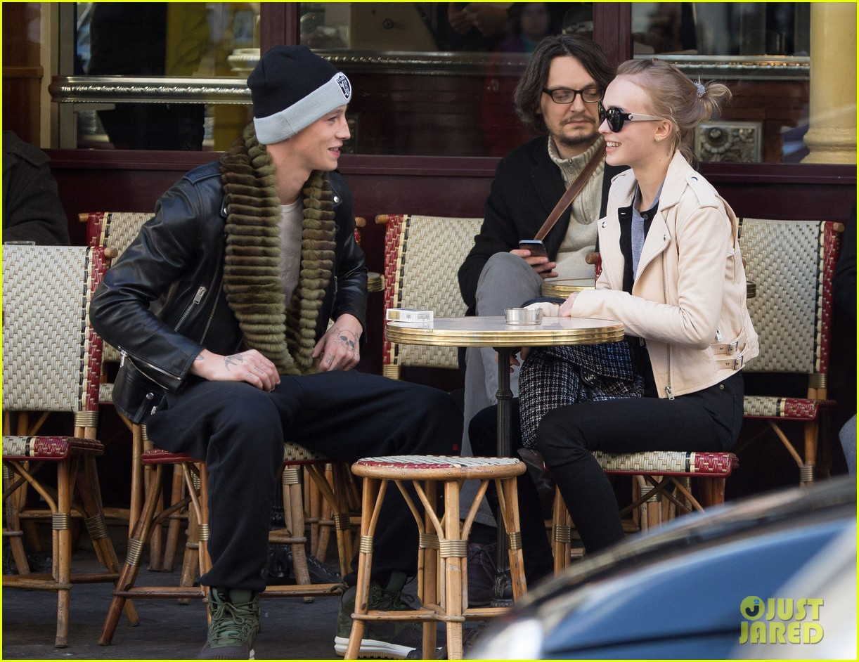 lily rose depp steps out with rumored boyfriend ash stymest 09