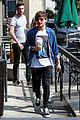 louis tomlinson starbucks friend beverly hills 23