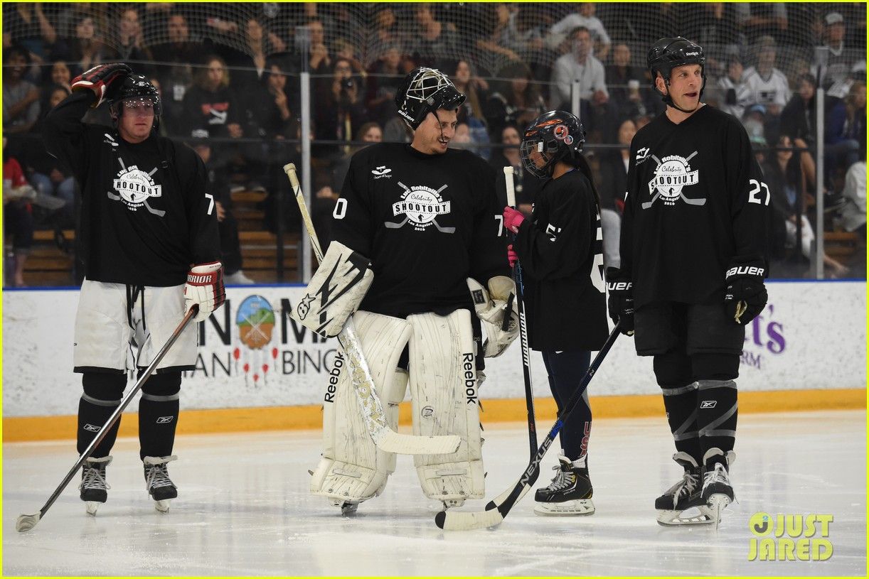 r5 ice hockey david lorenzo henrie charity 07