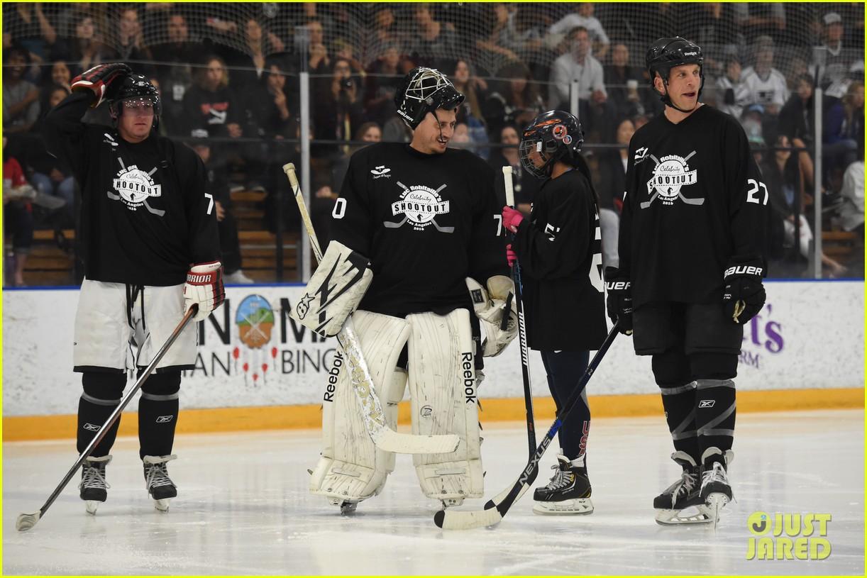 r5 ice hockey david lorenzo henrie charity 07