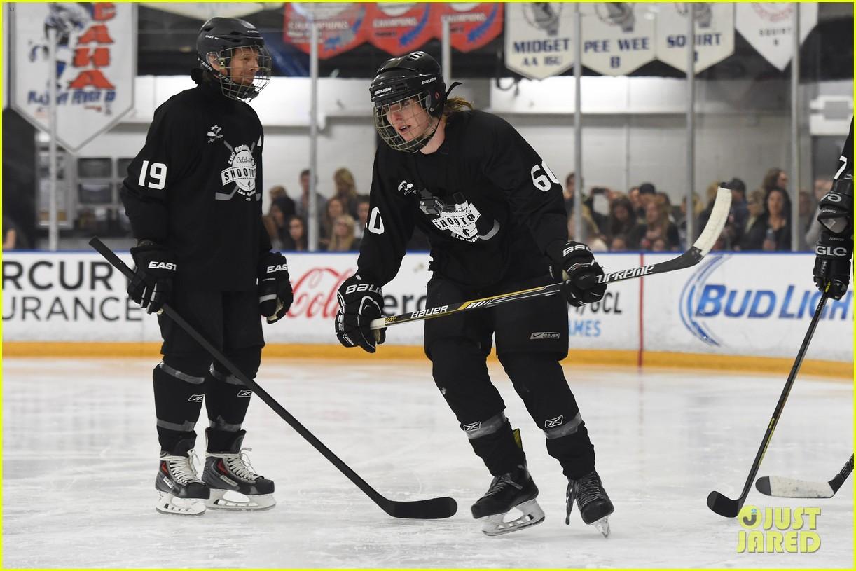 r5 ice hockey david lorenzo henrie charity 08