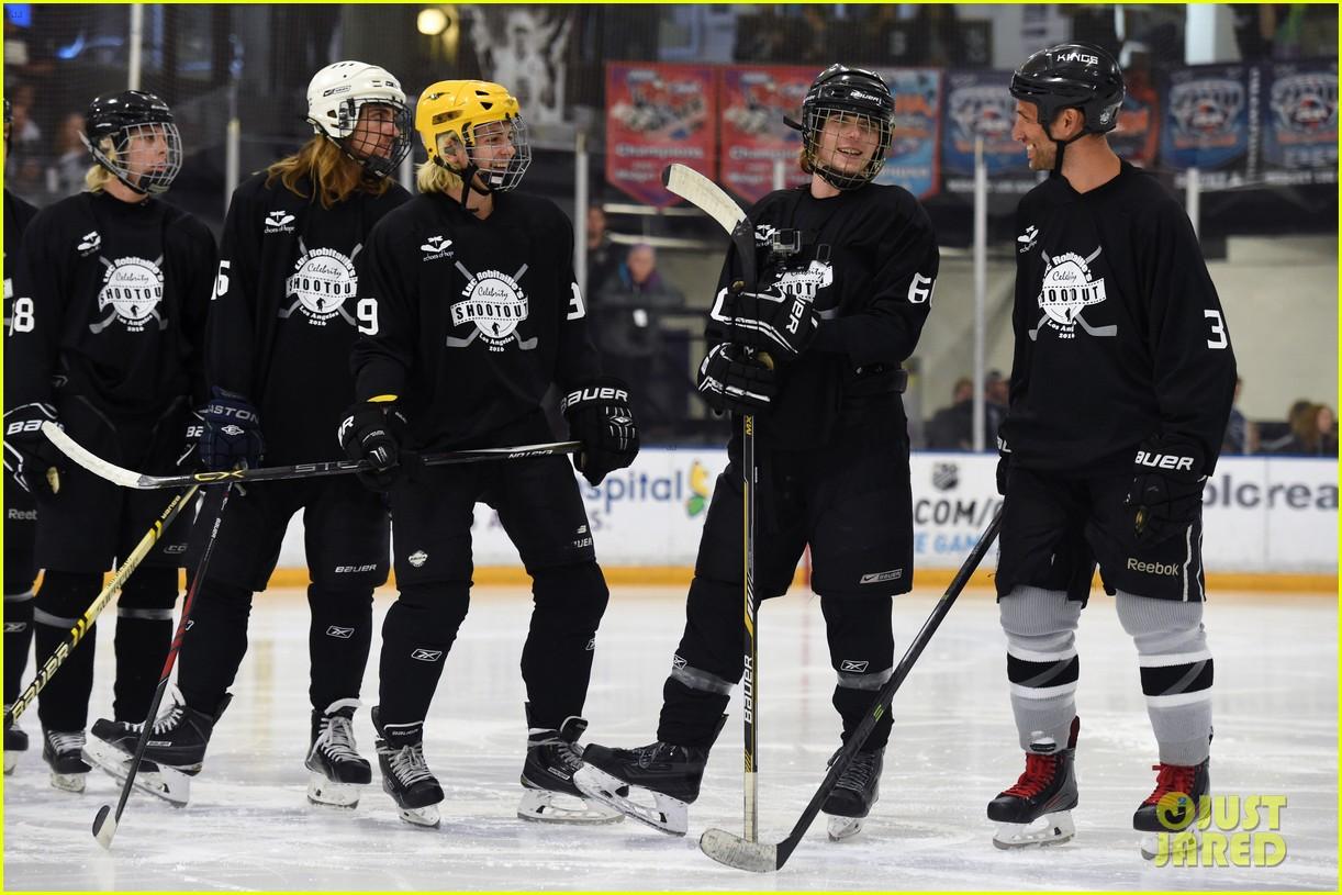 r5 ice hockey david lorenzo henrie charity 10