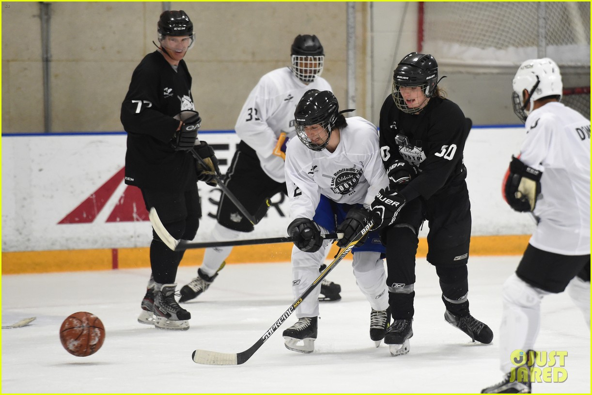 r5 ice hockey david lorenzo henrie charity 16