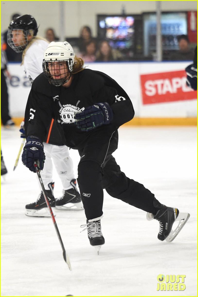 r5 ice hockey david lorenzo henrie charity 21