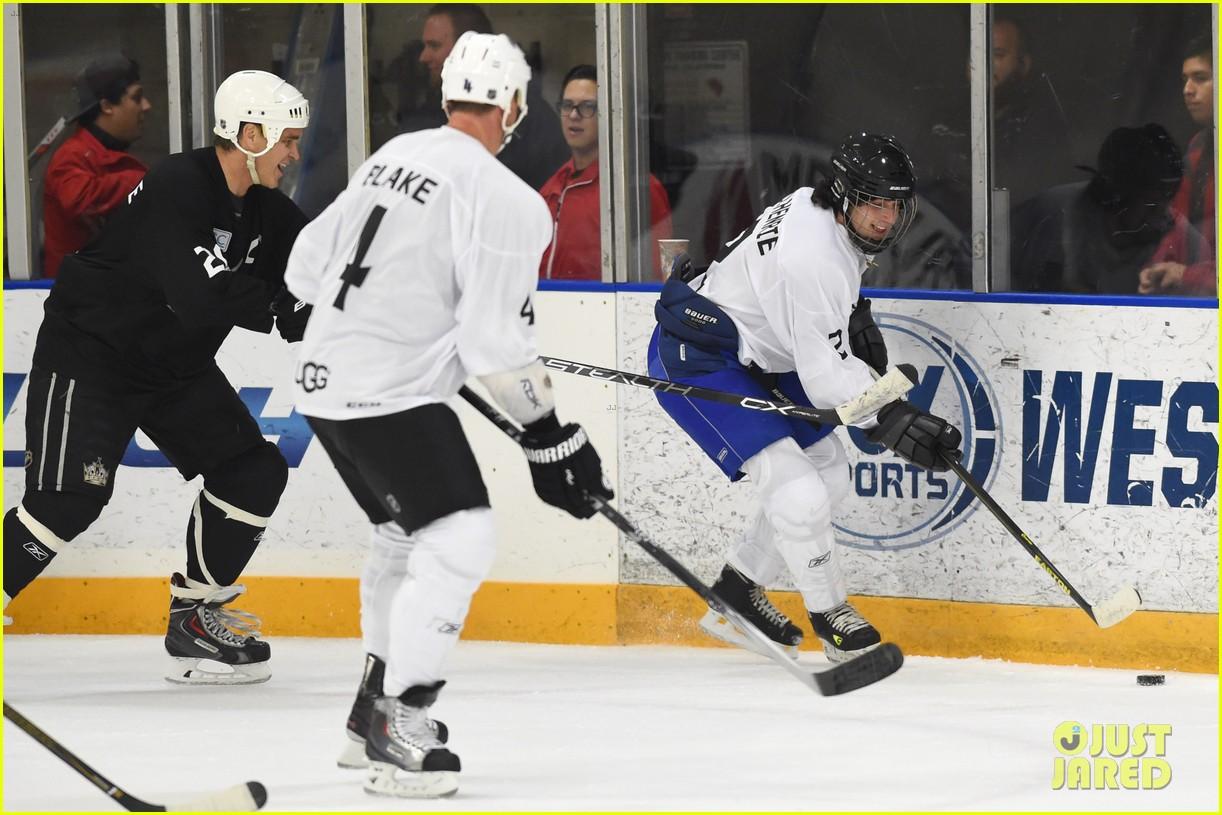 r5 ice hockey david lorenzo henrie charity 31