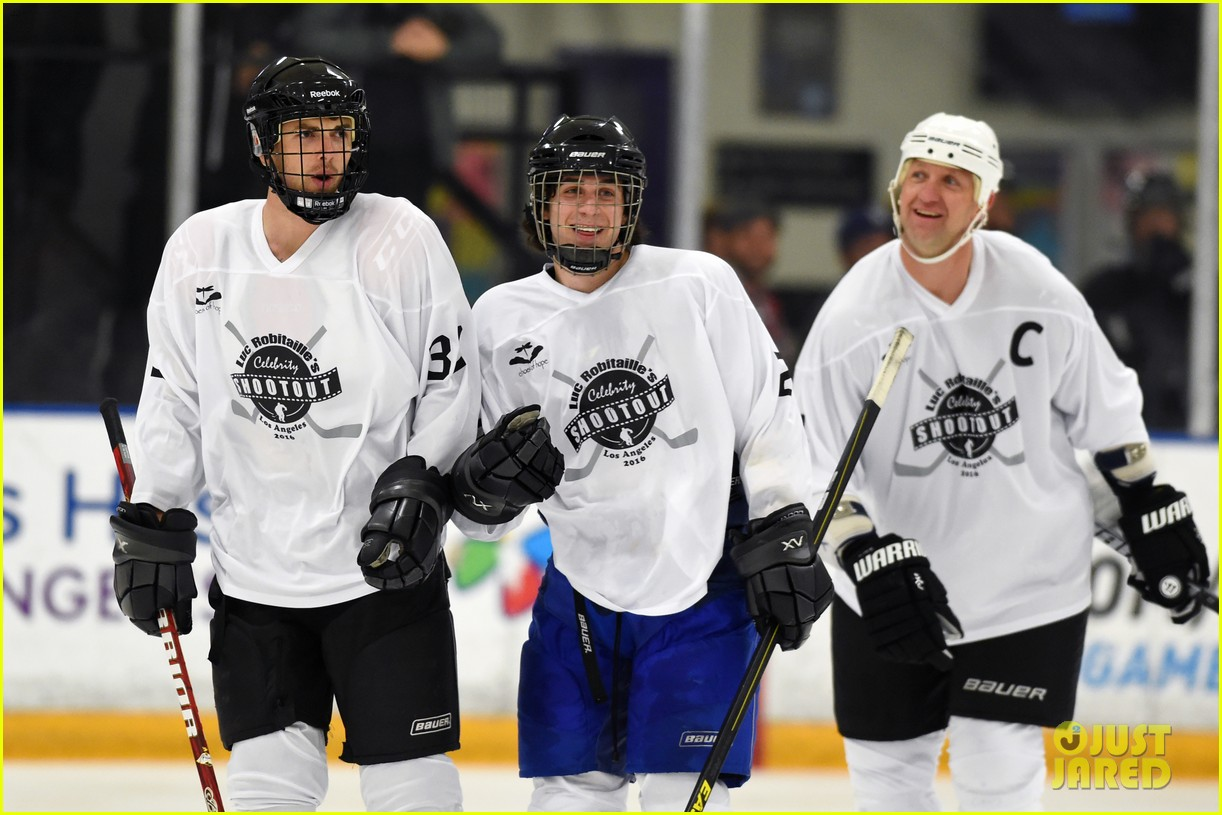 r5 ice hockey david lorenzo henrie charity 35