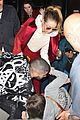 zayn malik gigi hadid help fallen fan outside album release party 06
