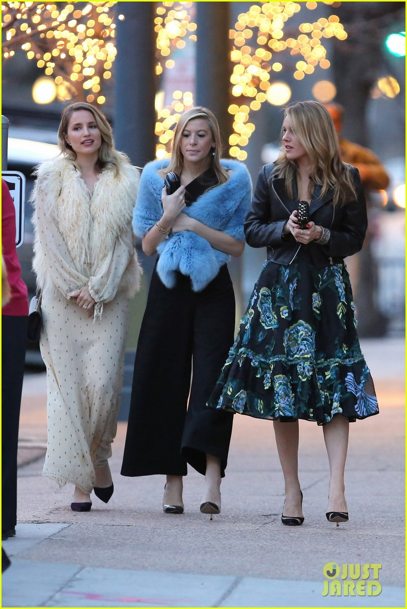 Dianna Agron Wedding.Dianna Agron Spends The Weekend In Aspen For Friend S