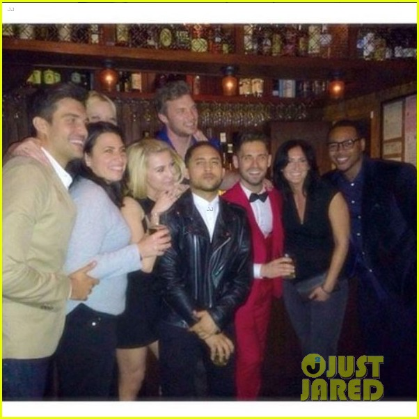 baby daddy wrap party photos 04