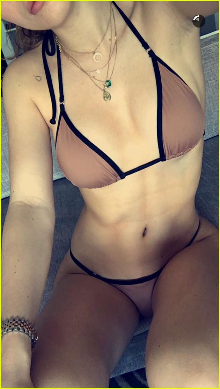 Bikini snapchat