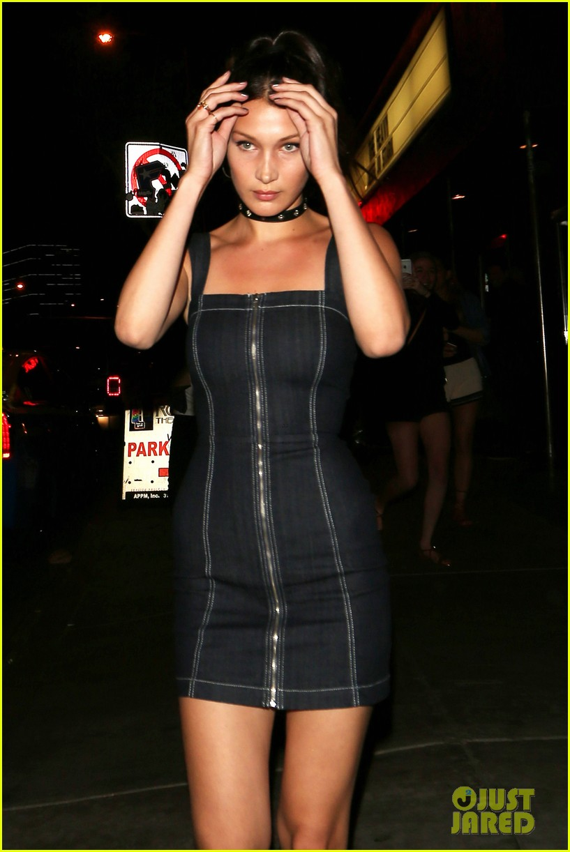bella hadid supports bff jessie jo stark at the roxy 26