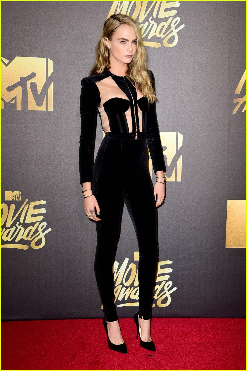 cara delevingne mtv movie awards 01