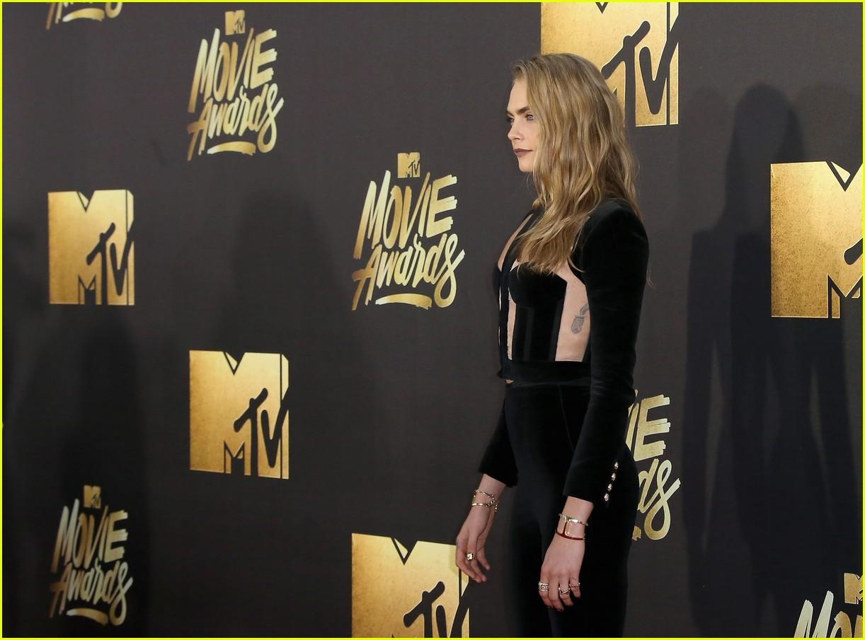 cara delevingne mtv movie awards 10