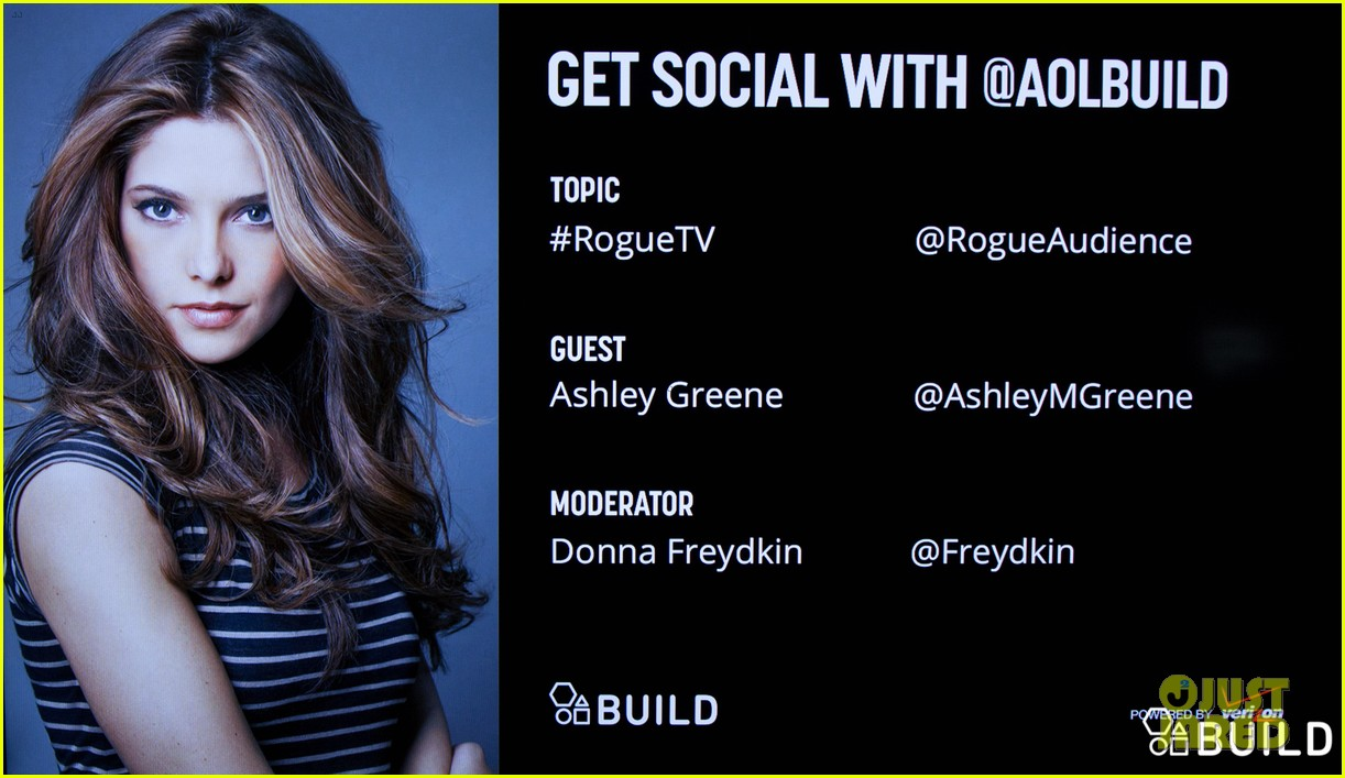 ashley greene promo nyc events 13