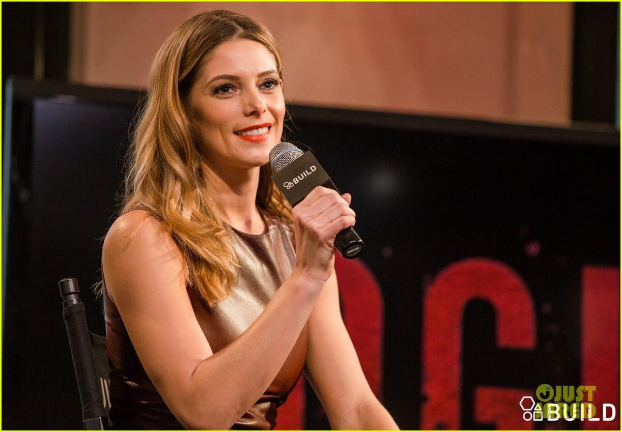 ashley greene promo nyc events 27