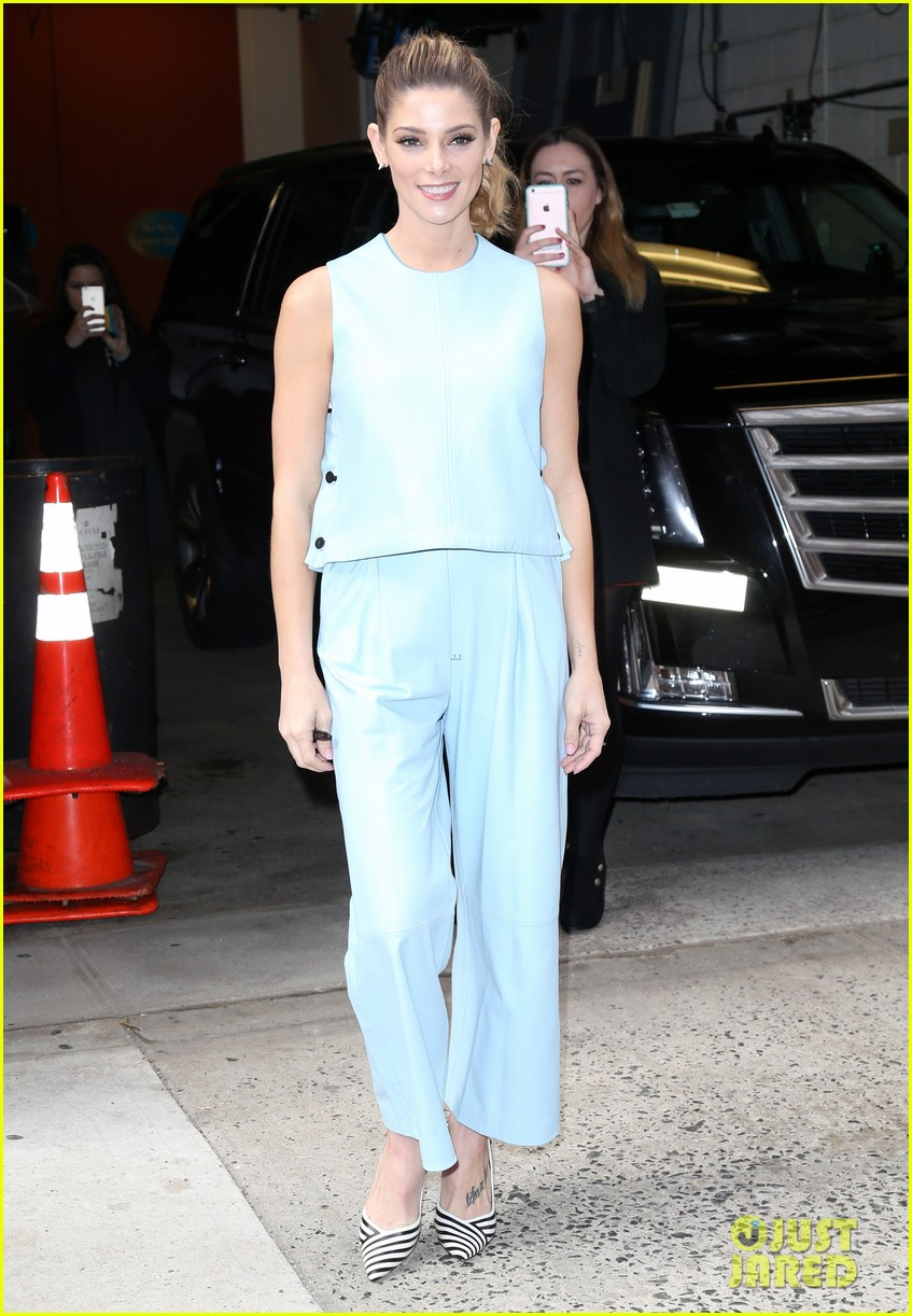 ashley greene promo nyc events 32