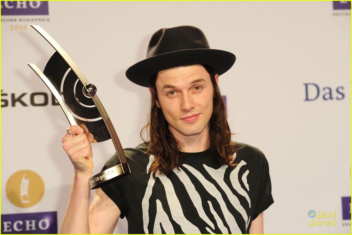 james bay echo awards winner best newcomer 02