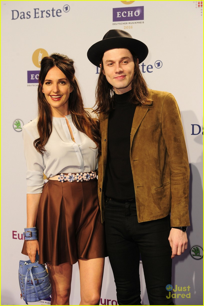 james bay echo awards winner best newcomer 15