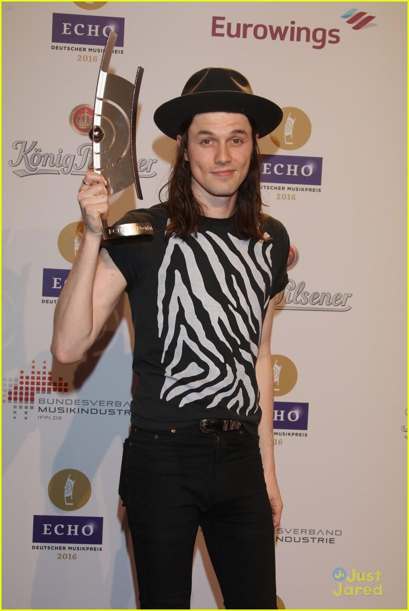 james bay echo awards winner best newcomer 17