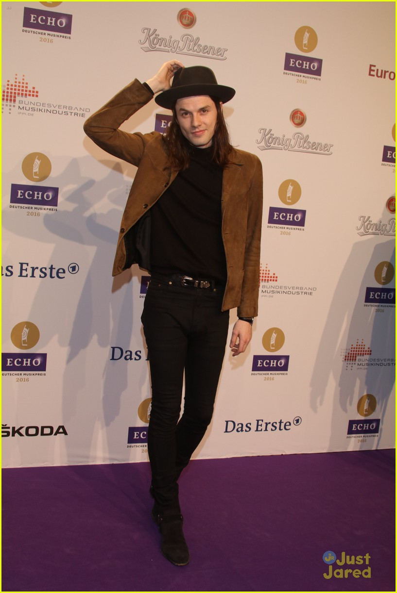 james bay echo awards winner best newcomer 20