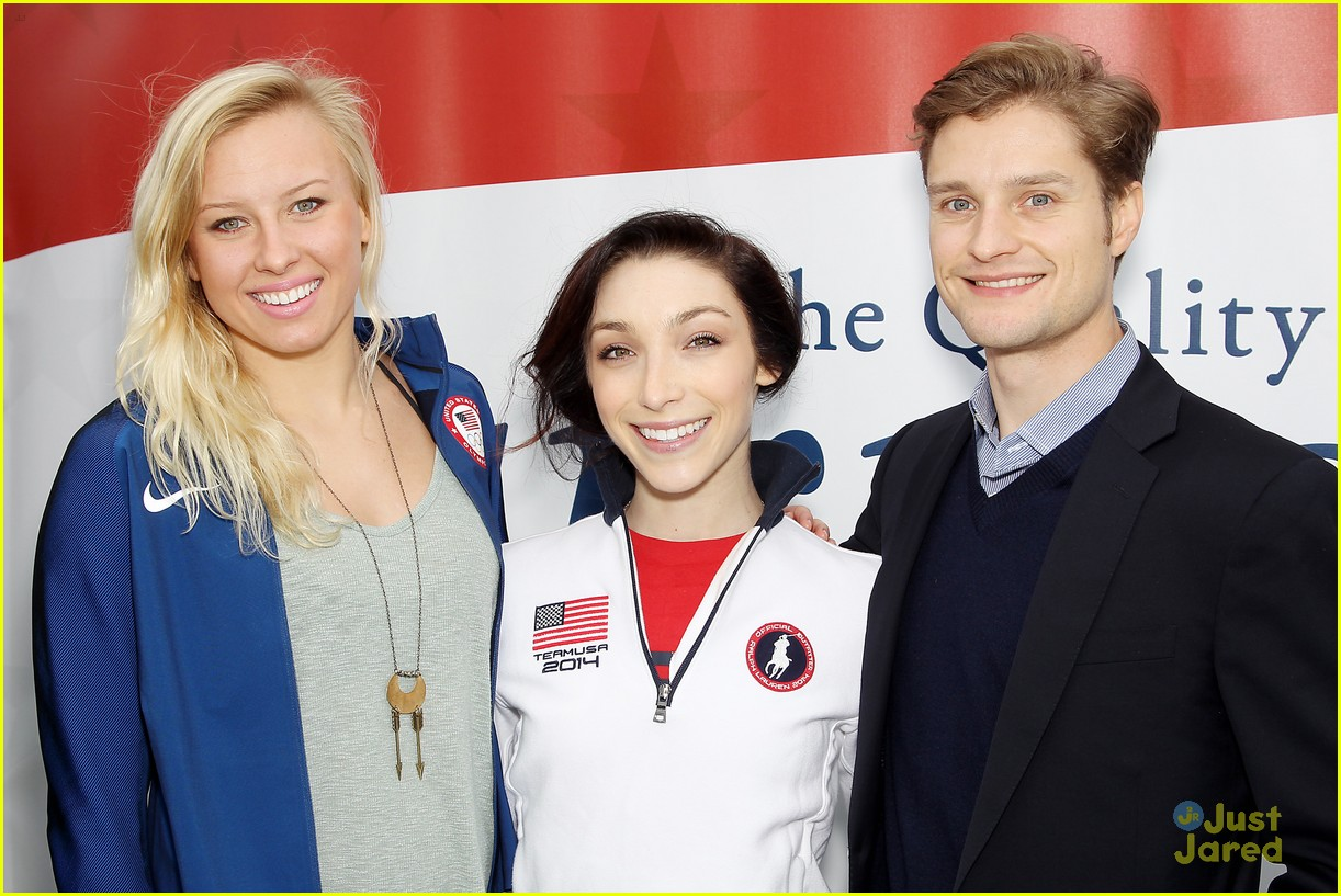 meryl davis charlie white discuss returning to competition airweave road rio event 02