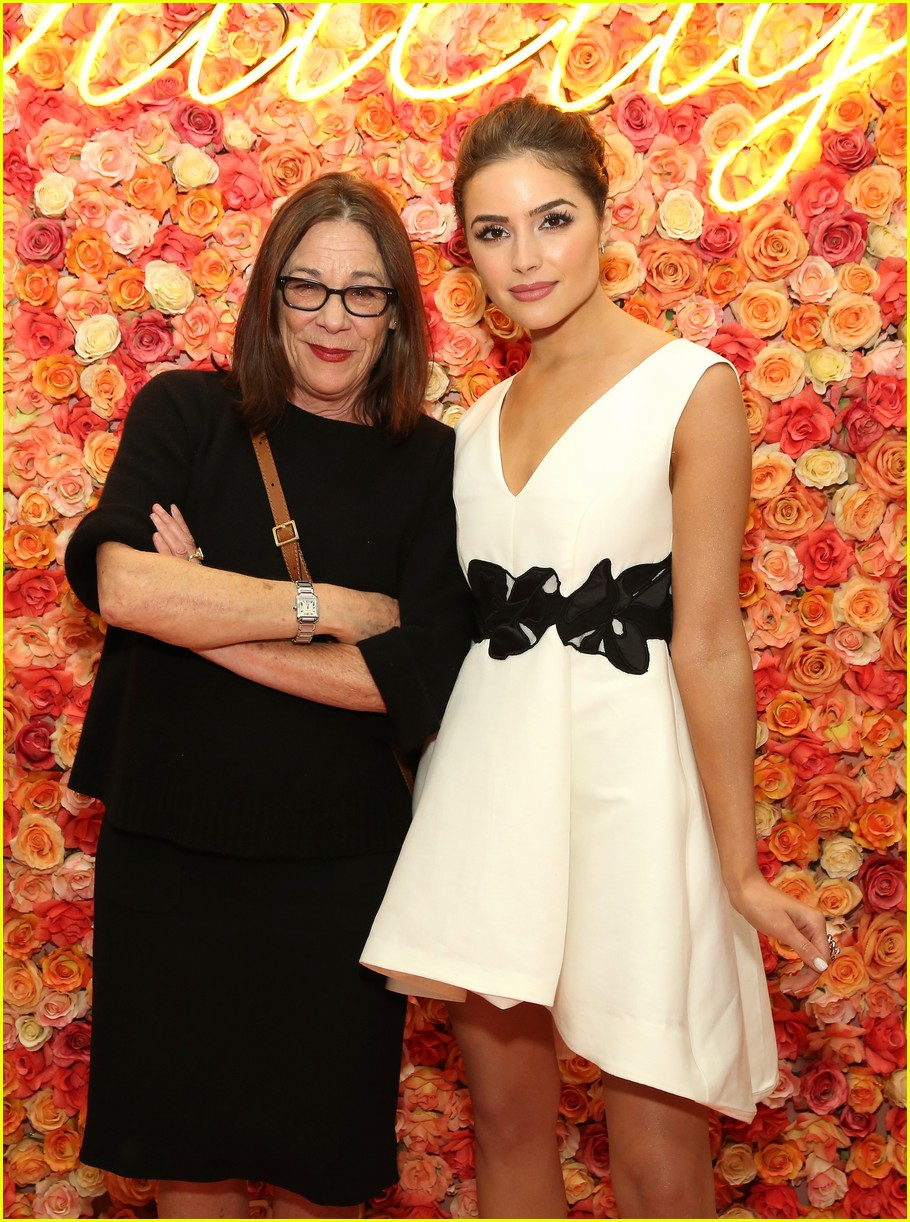 olivia culpo elle winter birdcage event lord taylor nyc 15