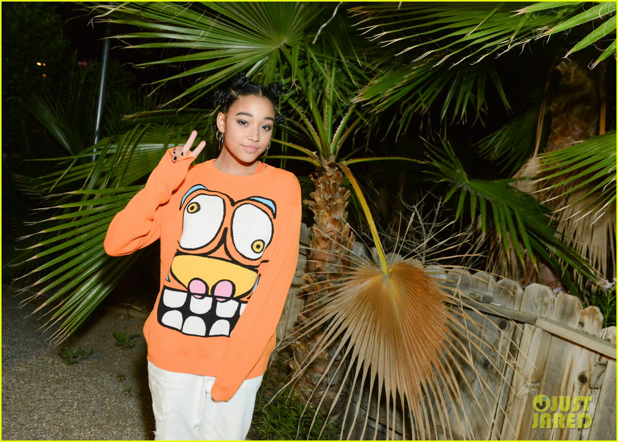 amandla stenberg jeremy scott party coachella 03