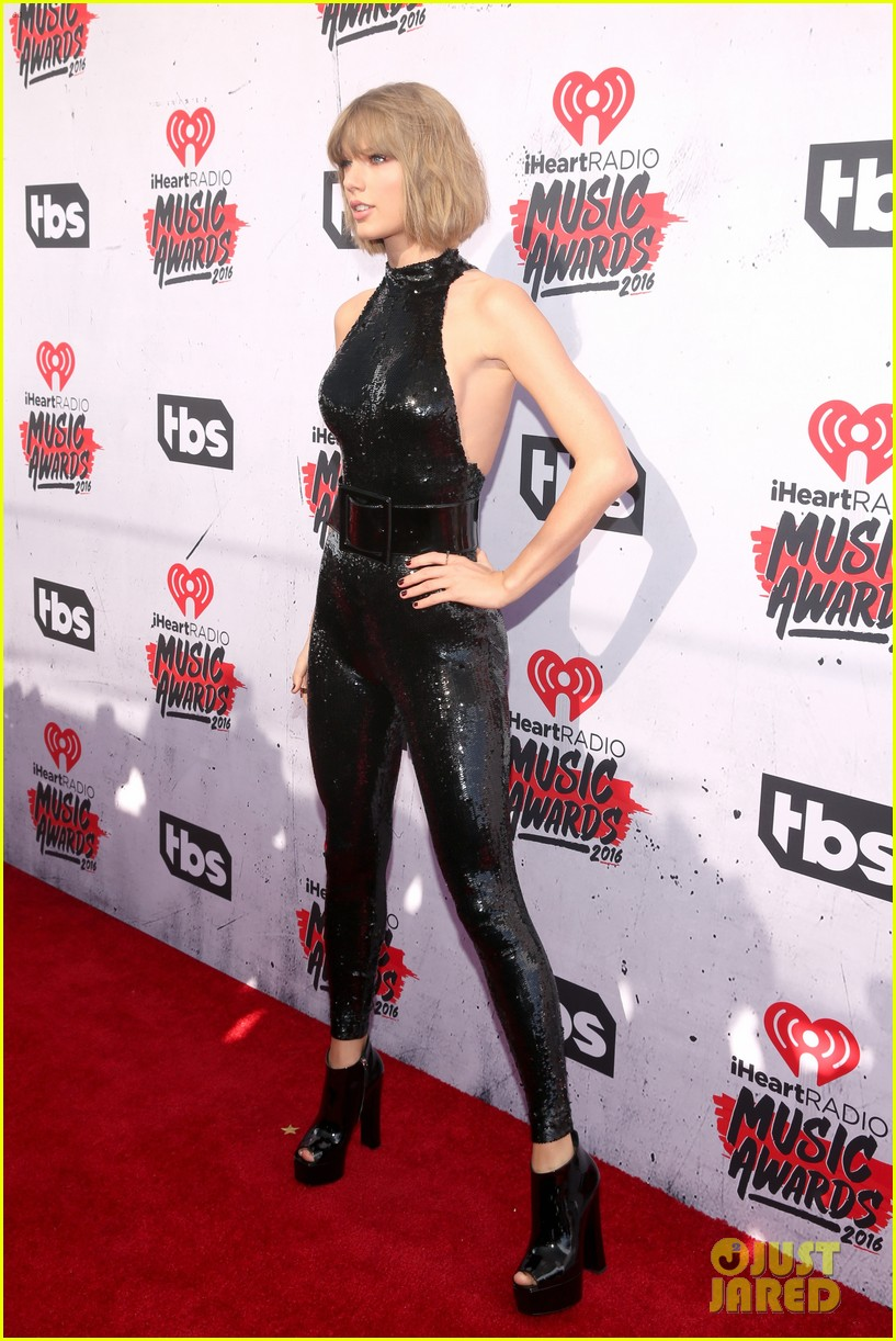 taylor swift clavin harris iheartradio music awards 2016 10